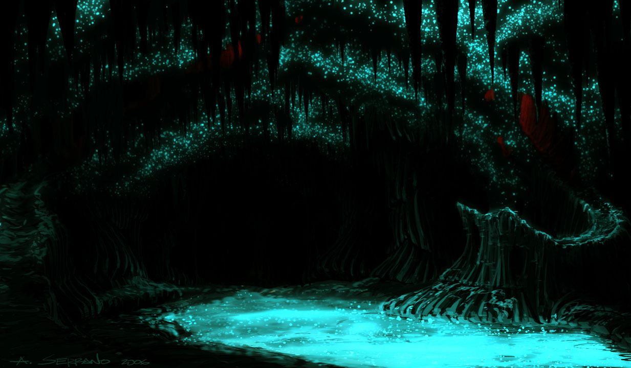 New Zealand's Glow Worm Caves