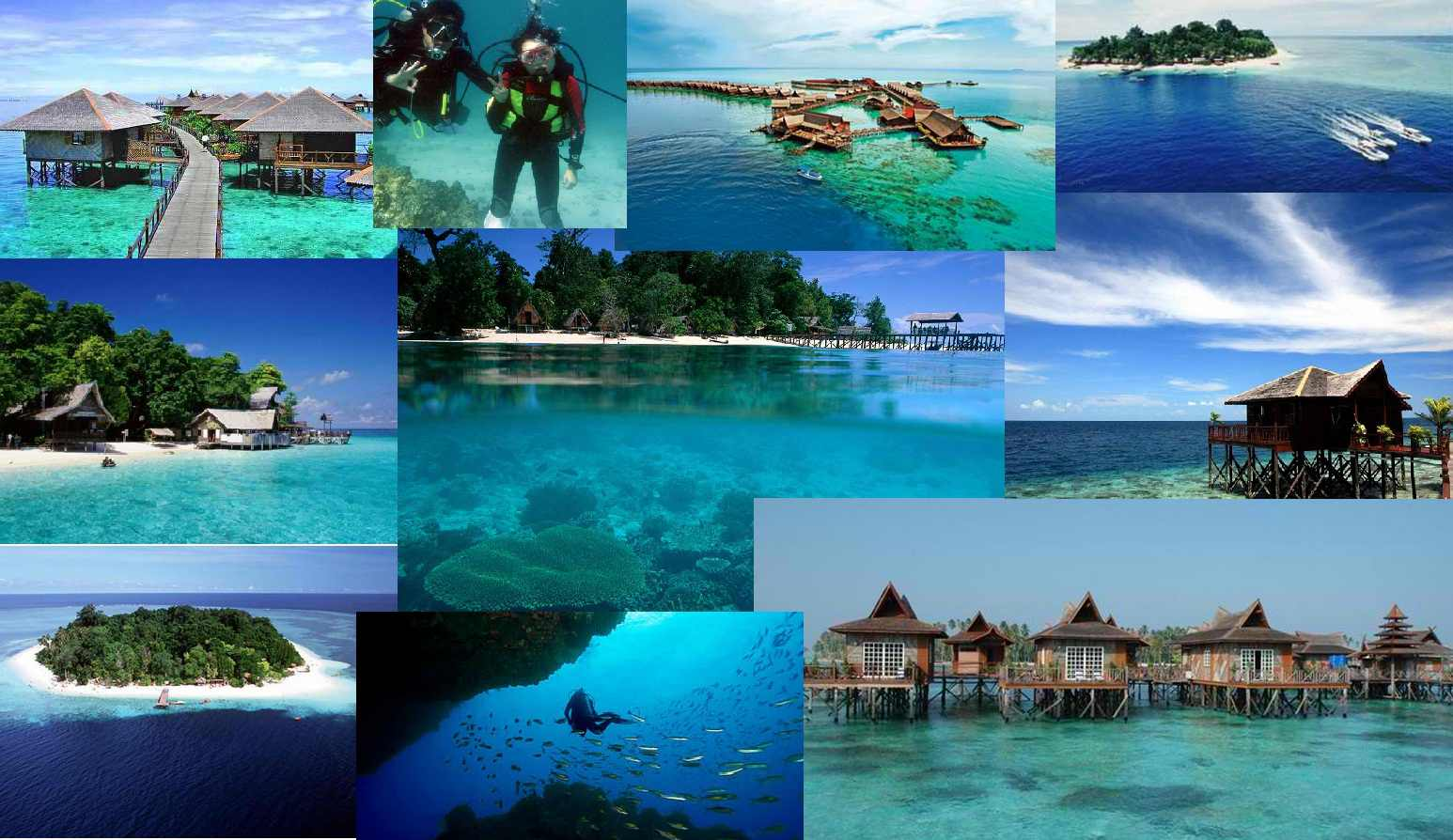 Unexplored Getaways : Sipadan Islands