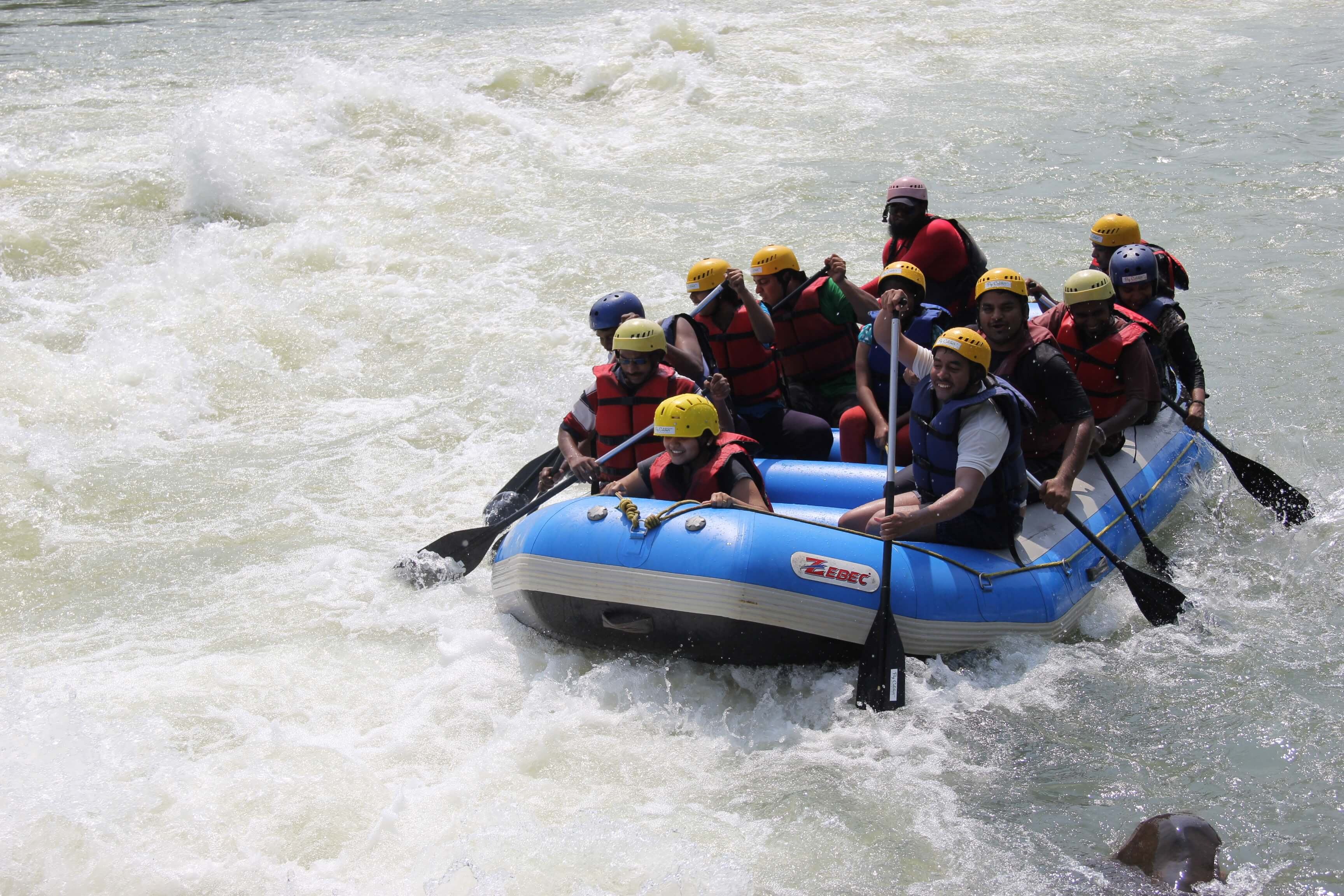 River Rafting in Ooty