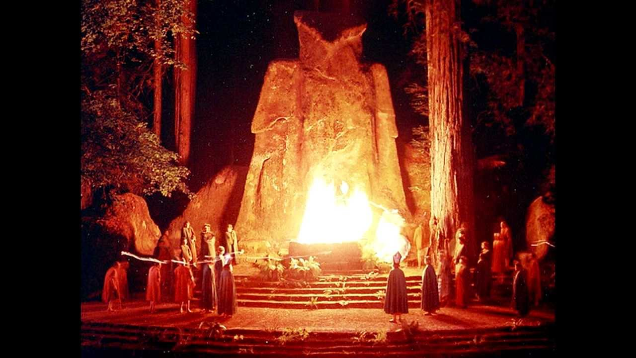 Mysterious Places you can NEVER visit - Bohemian Grove