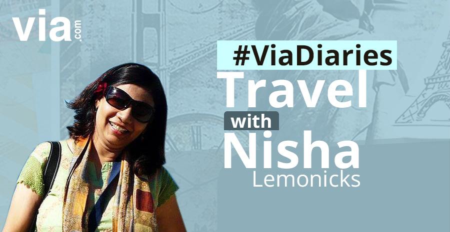 Via Diaries - Nisha Jha