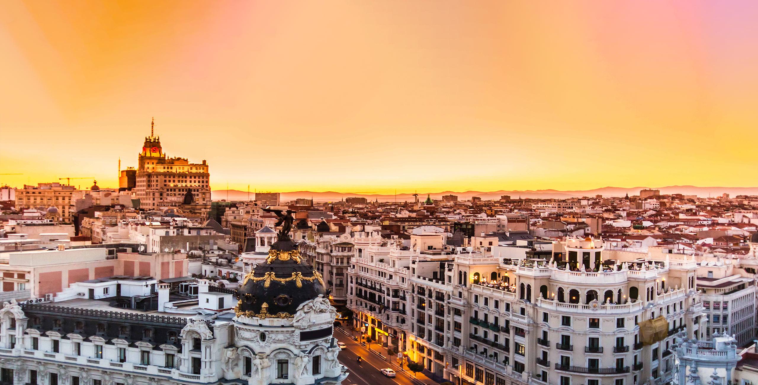 Spain Tarvel madrid