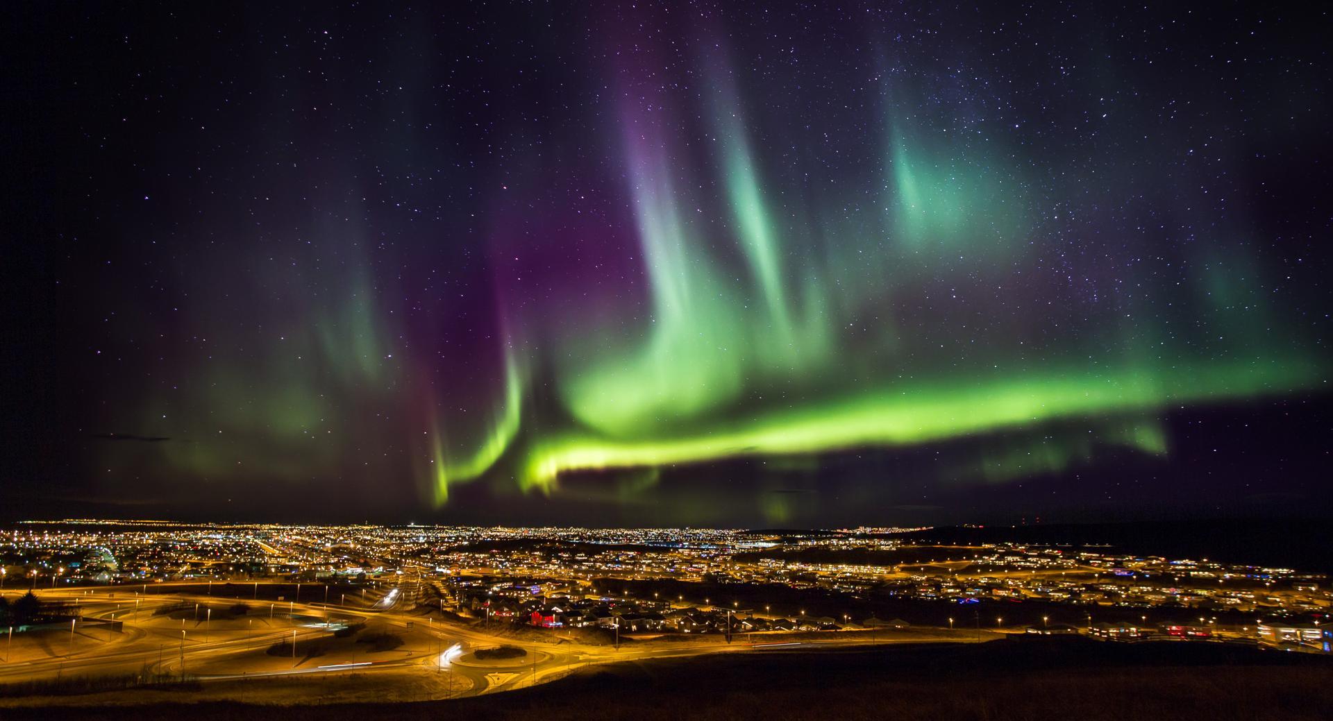 Zodiac Travel destination - Aquarius, Iceland