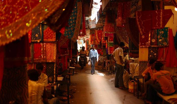 Indian Bazaars - Johari Bazaar