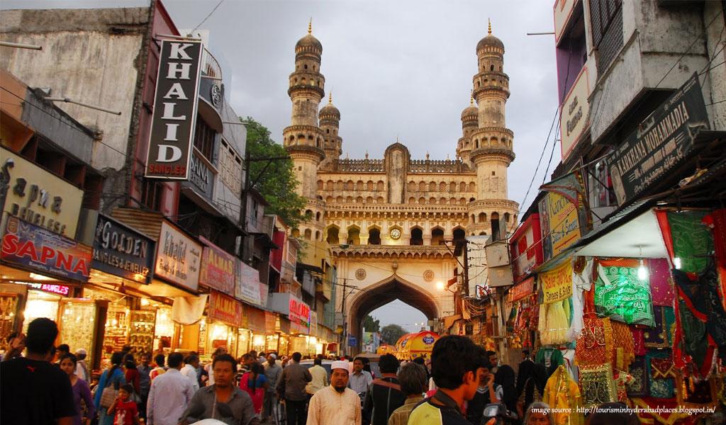 Indian Bazaars - Laad Bazaar