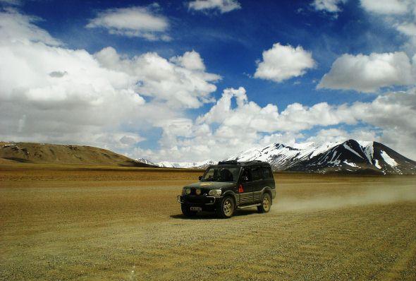 Road Trip - Delhi to Leh