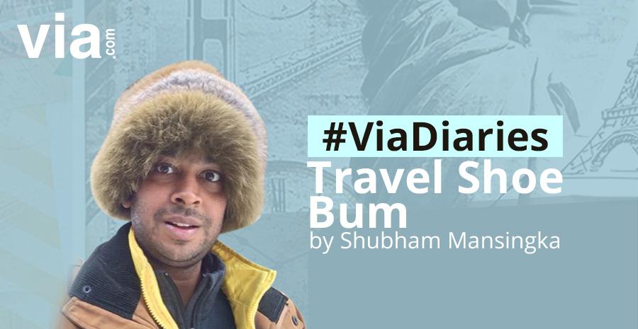 Via Diaries - Shubham Mansingka