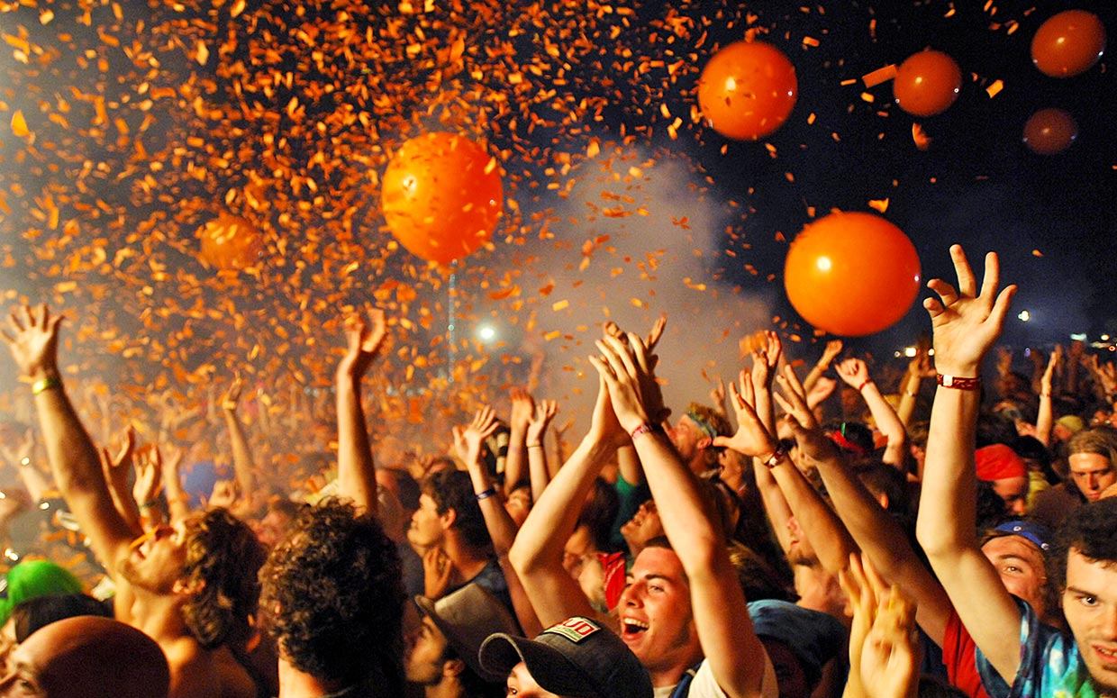 Don't Keep Calm And Visit These Music Festivals