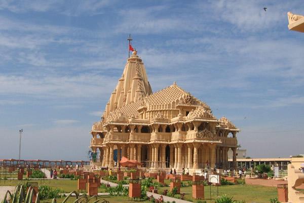 Krishna Devotee Pilgrimages - BhalkA Teerth