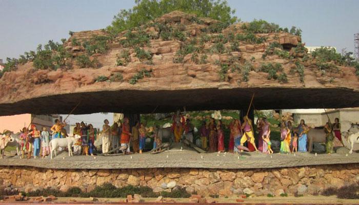 Krishna Devotee Pilgrimages - Govardhan Hill