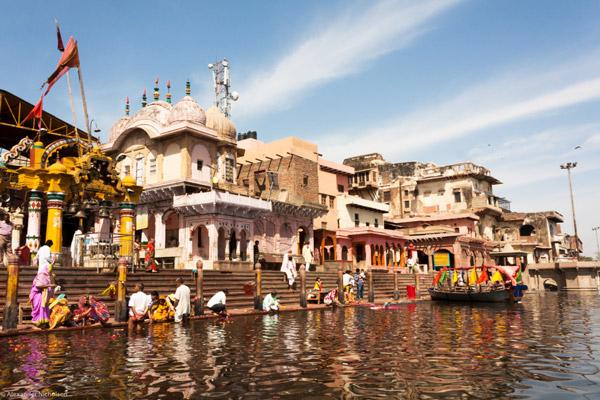 Krishna Devotee Pilgrimages - Mathura