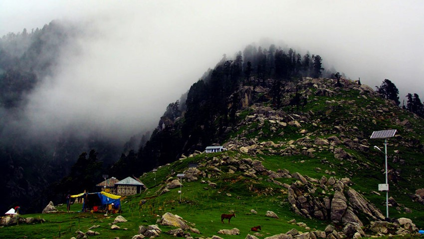 Romantic Weekend Getaways - Triund