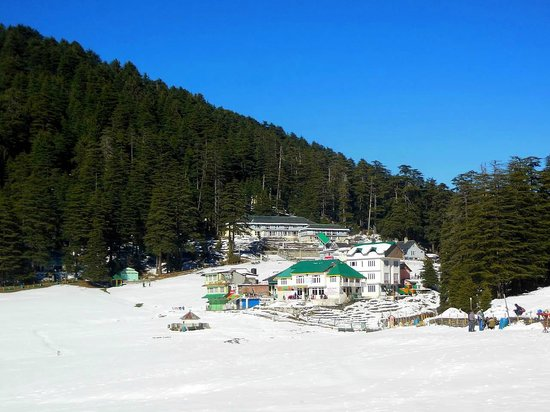 Romantic Weekend Getaways - Khajjiar