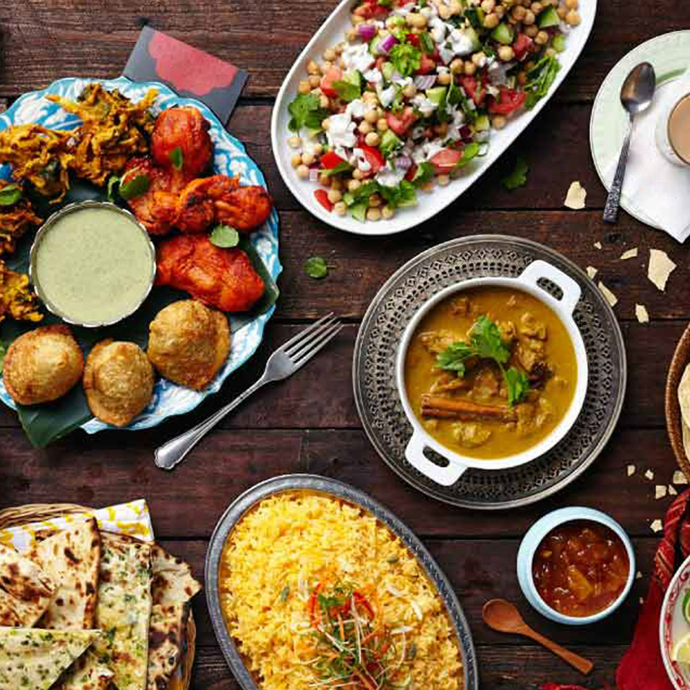 29 Traditional Indian Foods