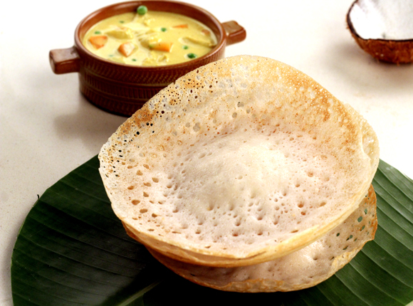 Indian Delicacies - Appam