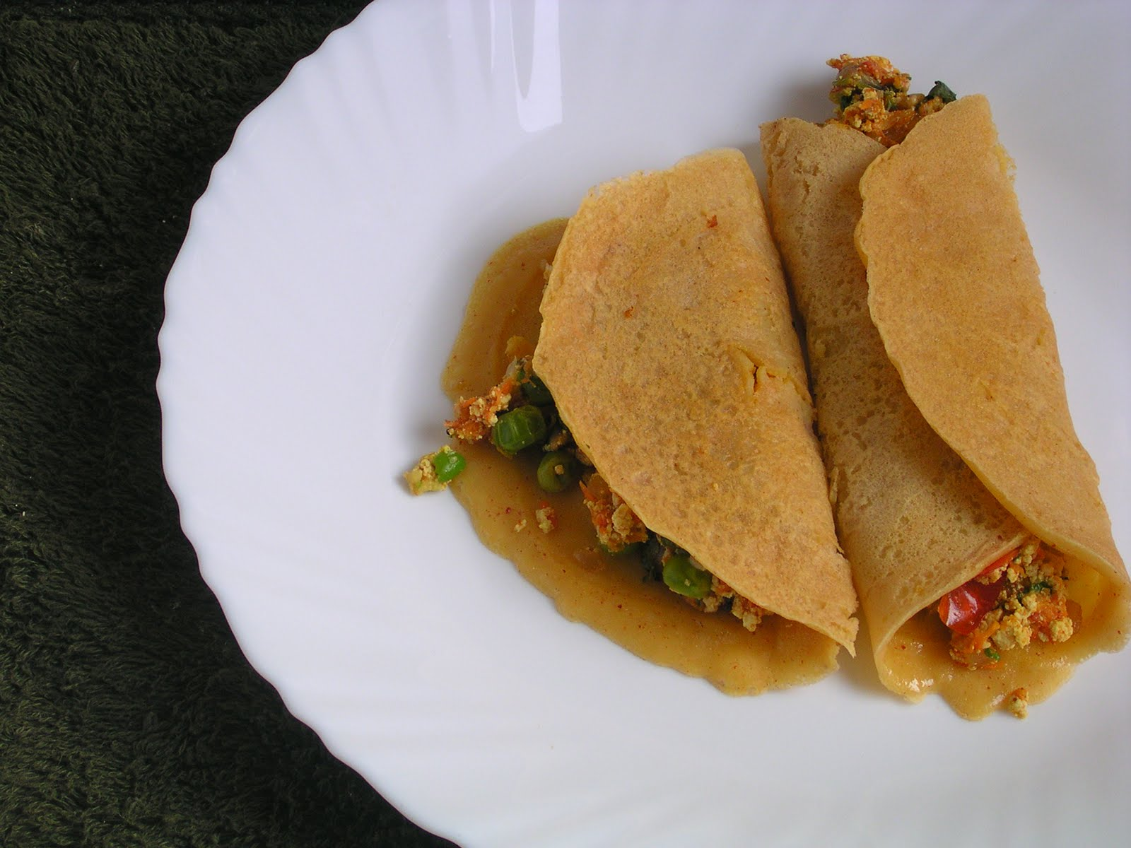 Indian Delicacies - Chila