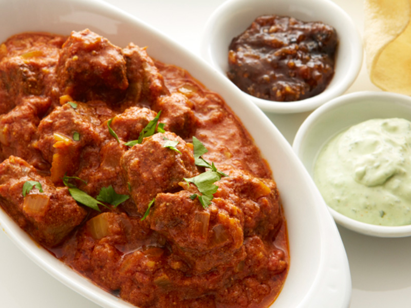 Indian Delicacies - Rogan Josh