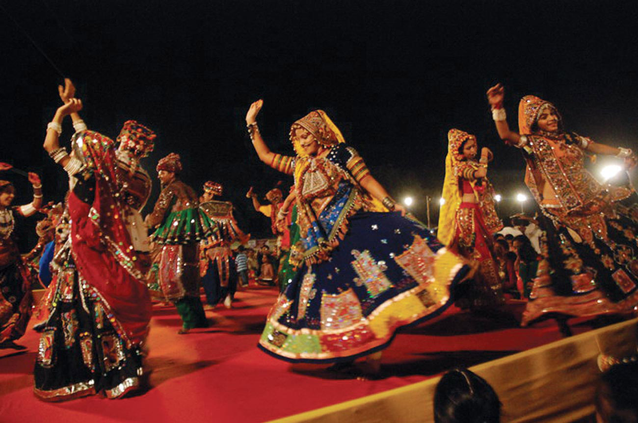 Indian Festivals - Gujarat Navratri
