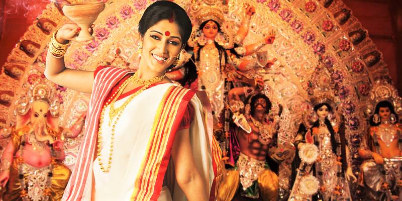 Indian Festivals - Kolkata DurgaPuja2