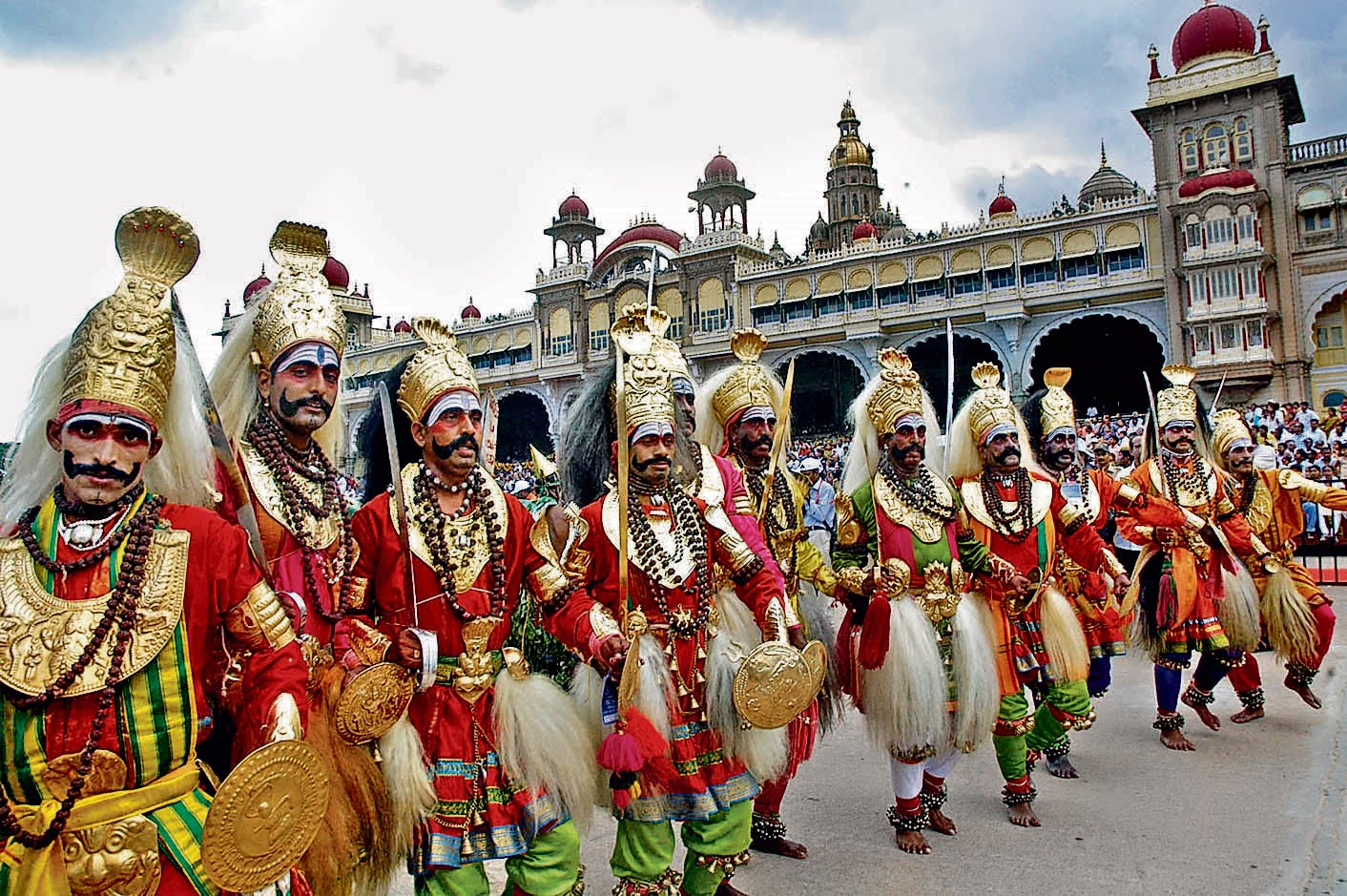 Indian Festivals - Mysore Dasara1