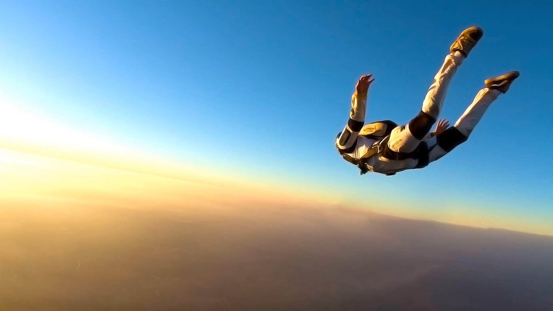 Adenture sports - Skydiving