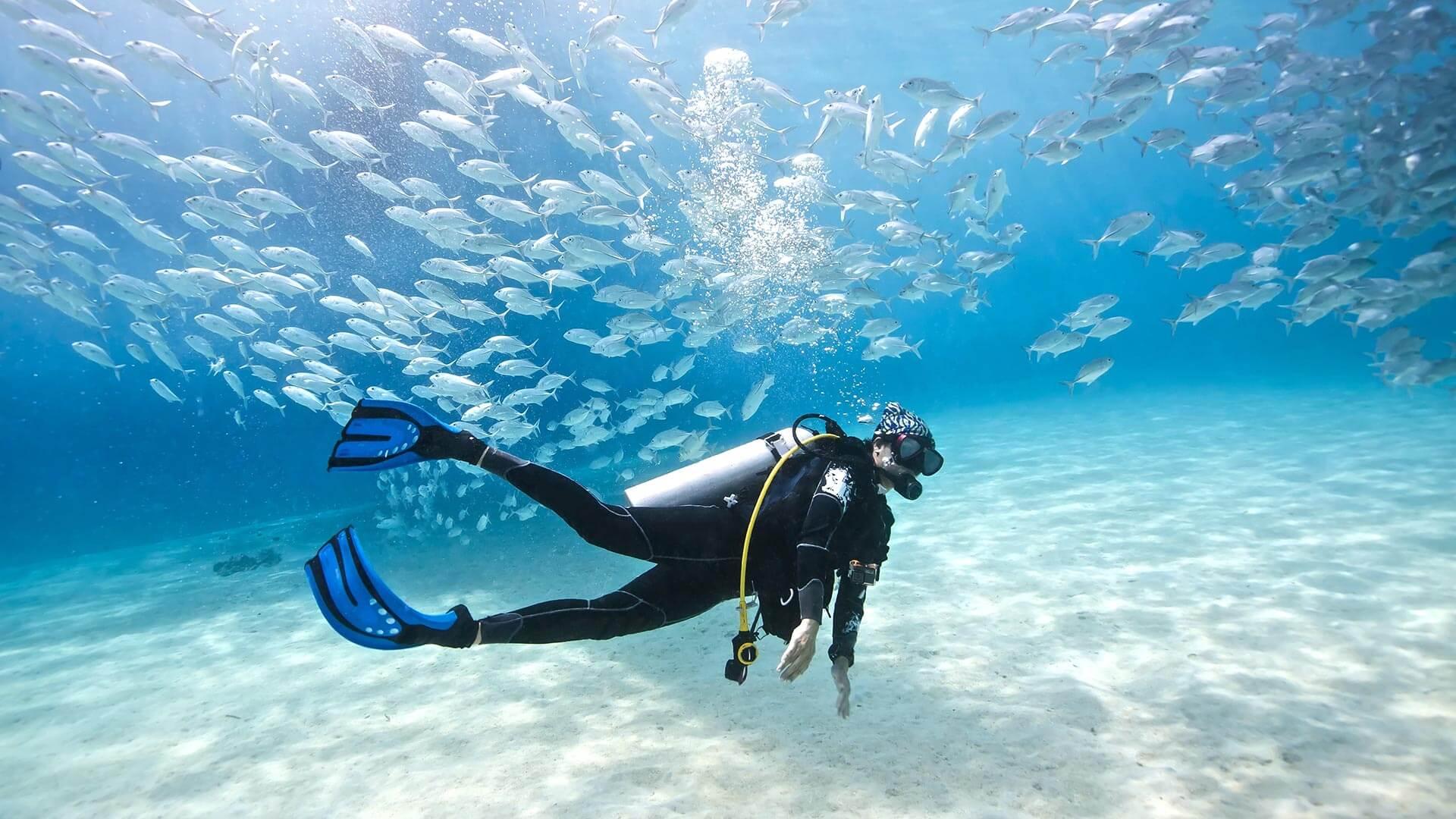 Adenture sports - Snorkeling