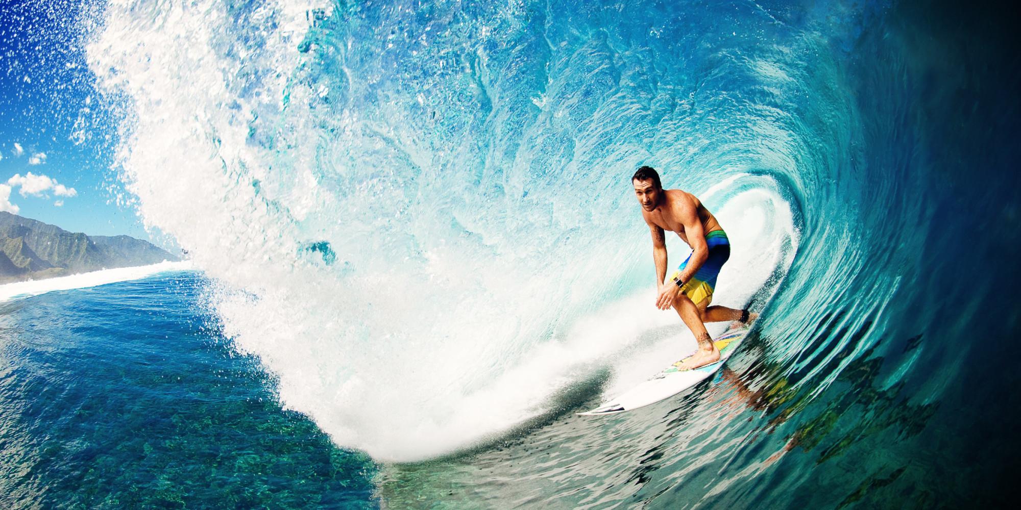 Adenture sports - Surfing