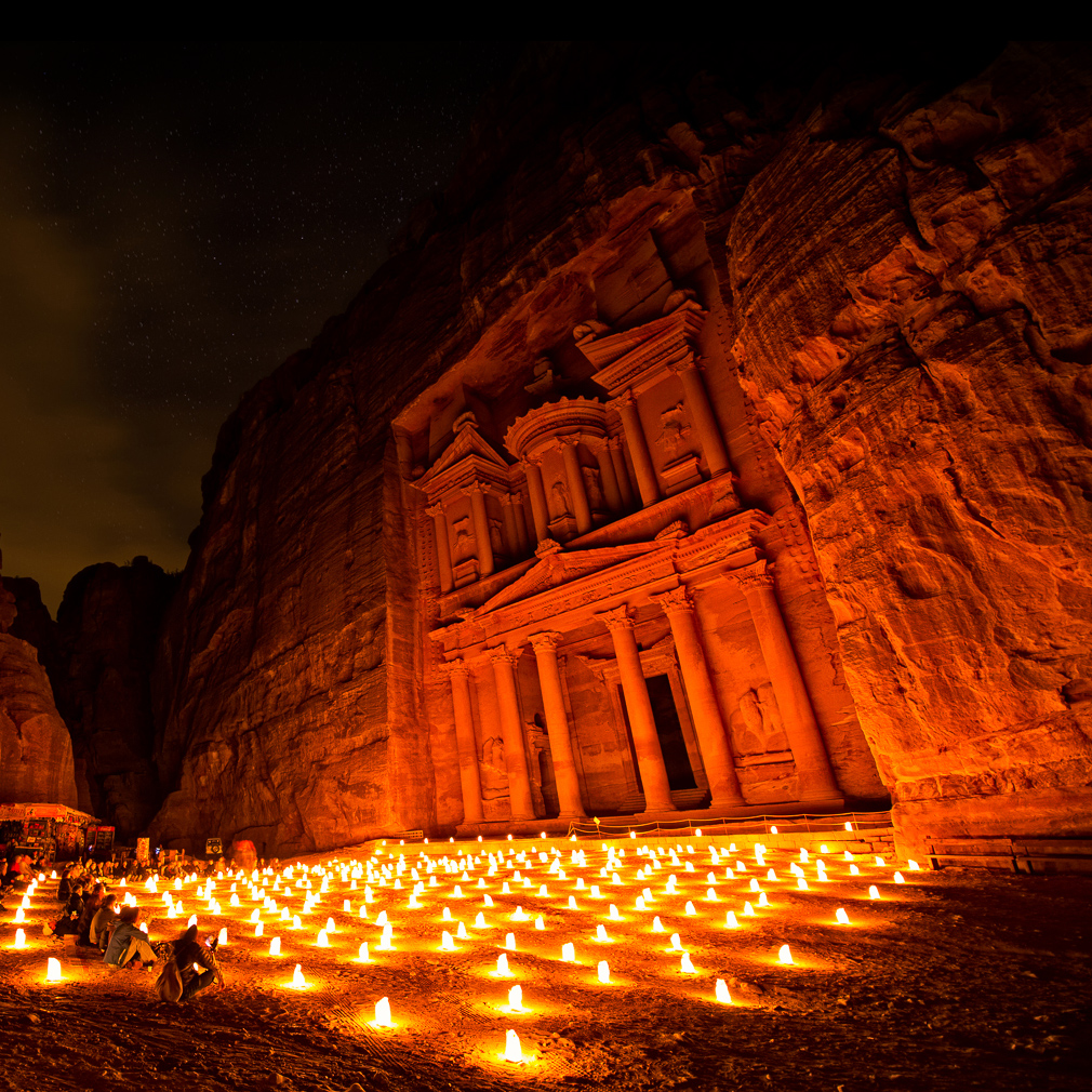 Petra : Unlock the Secrets of the Lost City
