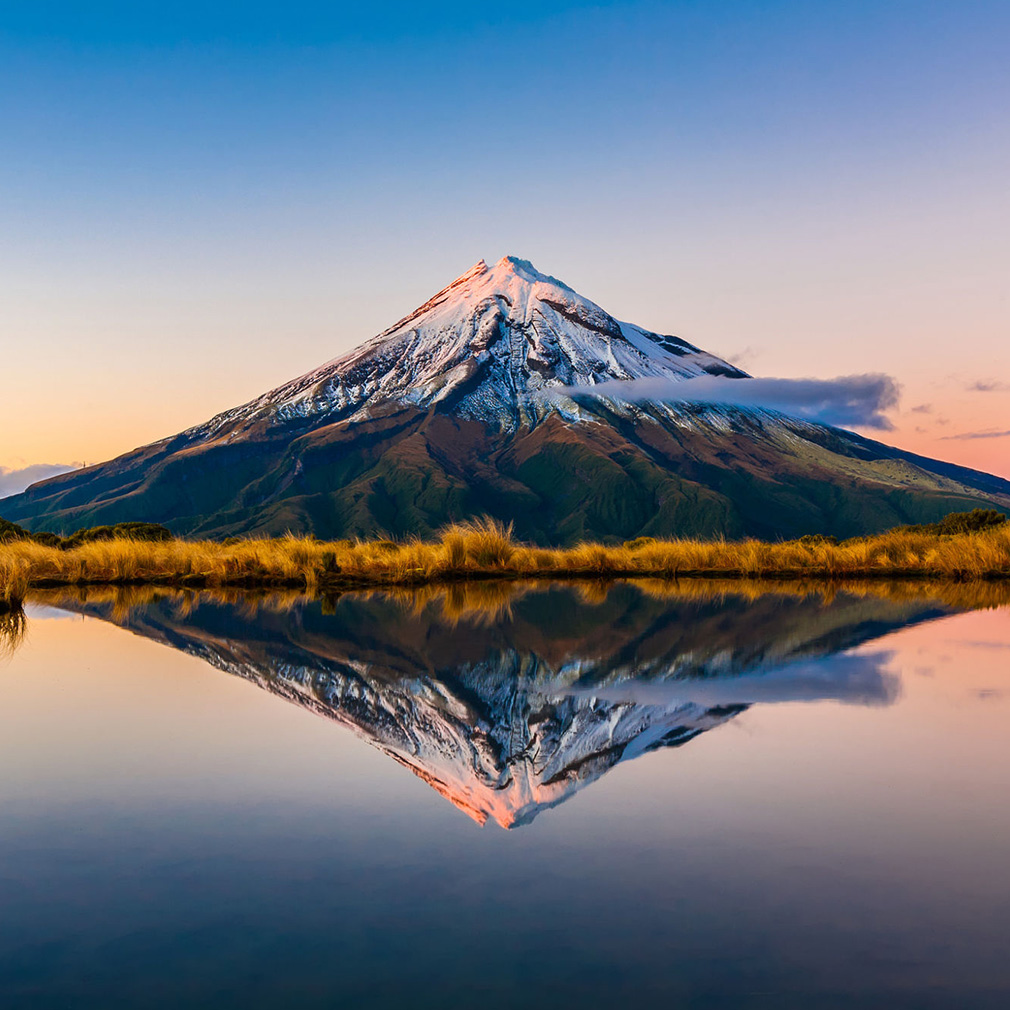 #GetInspiredToVisit New Zealand