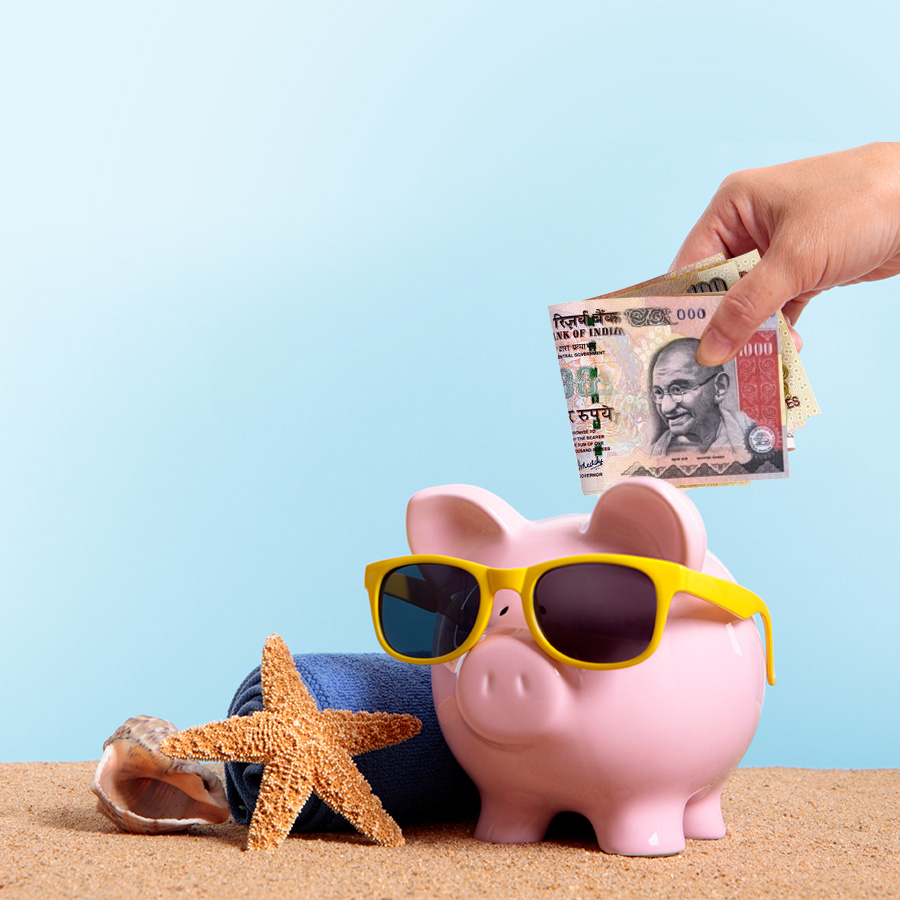 10 Genius Ways To Save Money For Travel