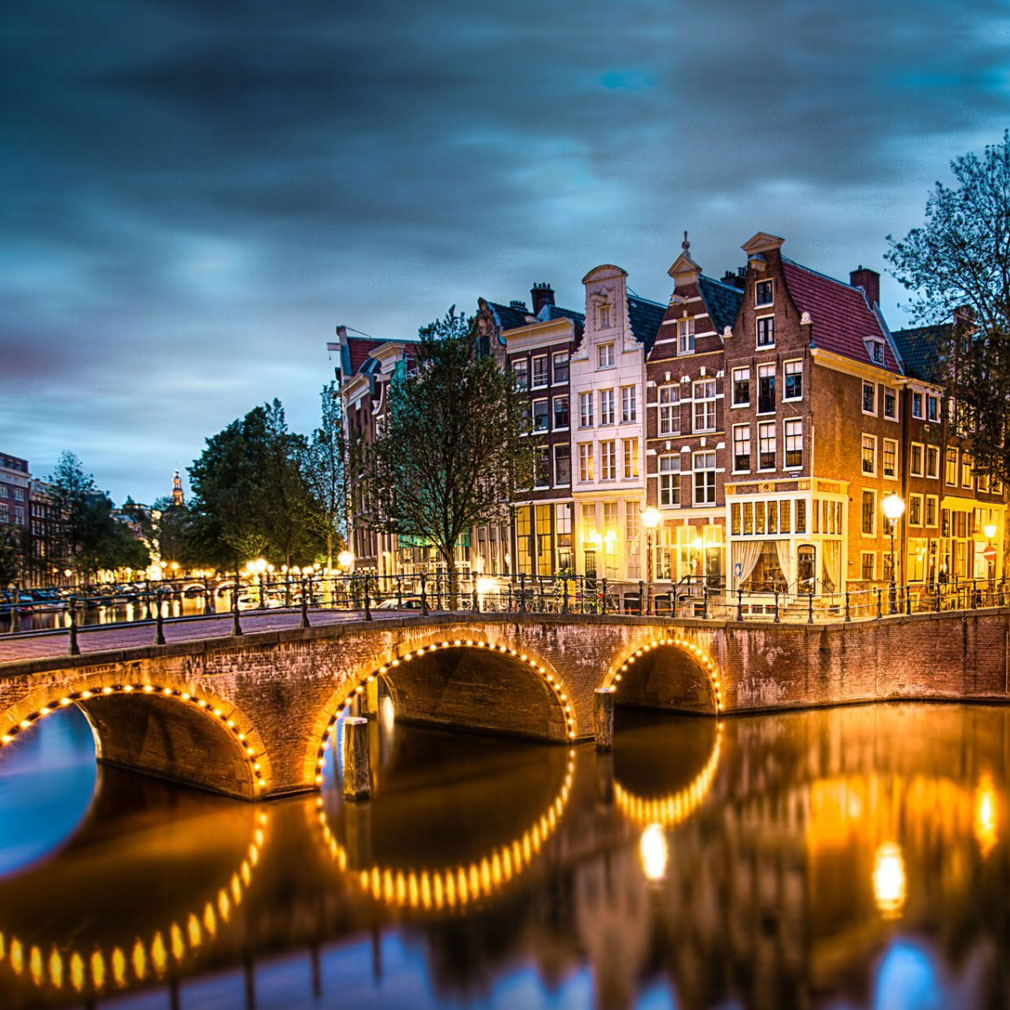 10 Reasons Why Life Would Be Better If You Were In Amsterdam