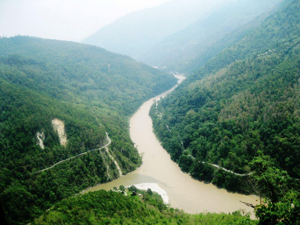 Teesta River, Sikkim