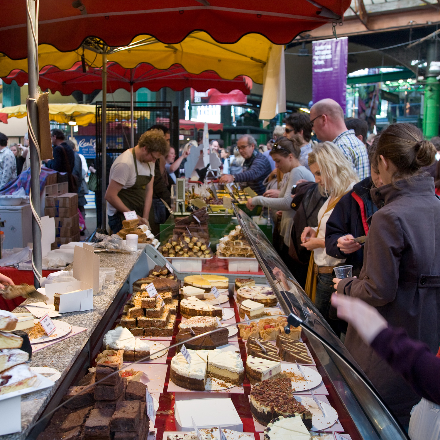 Eat. Drink. Repeat at these food markets