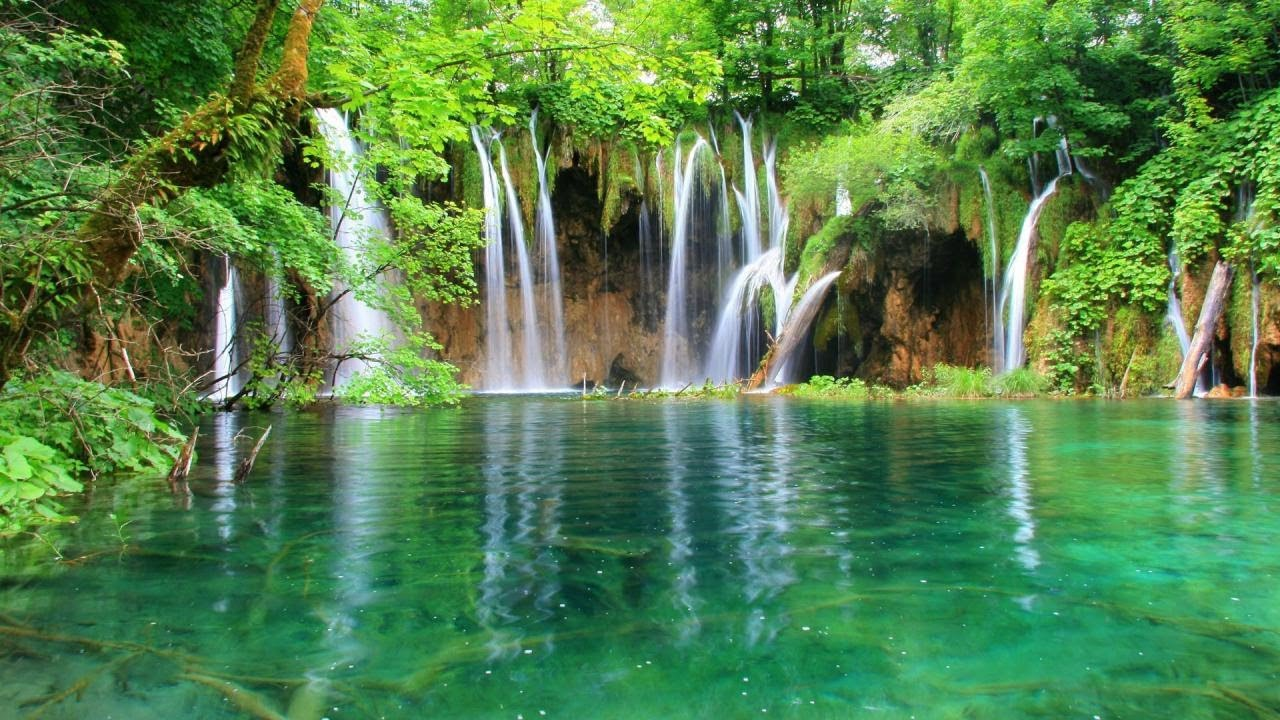 Plitviče Lakes National Park, Croatia