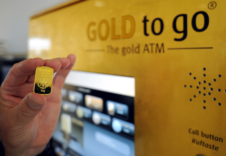 Gold Vending