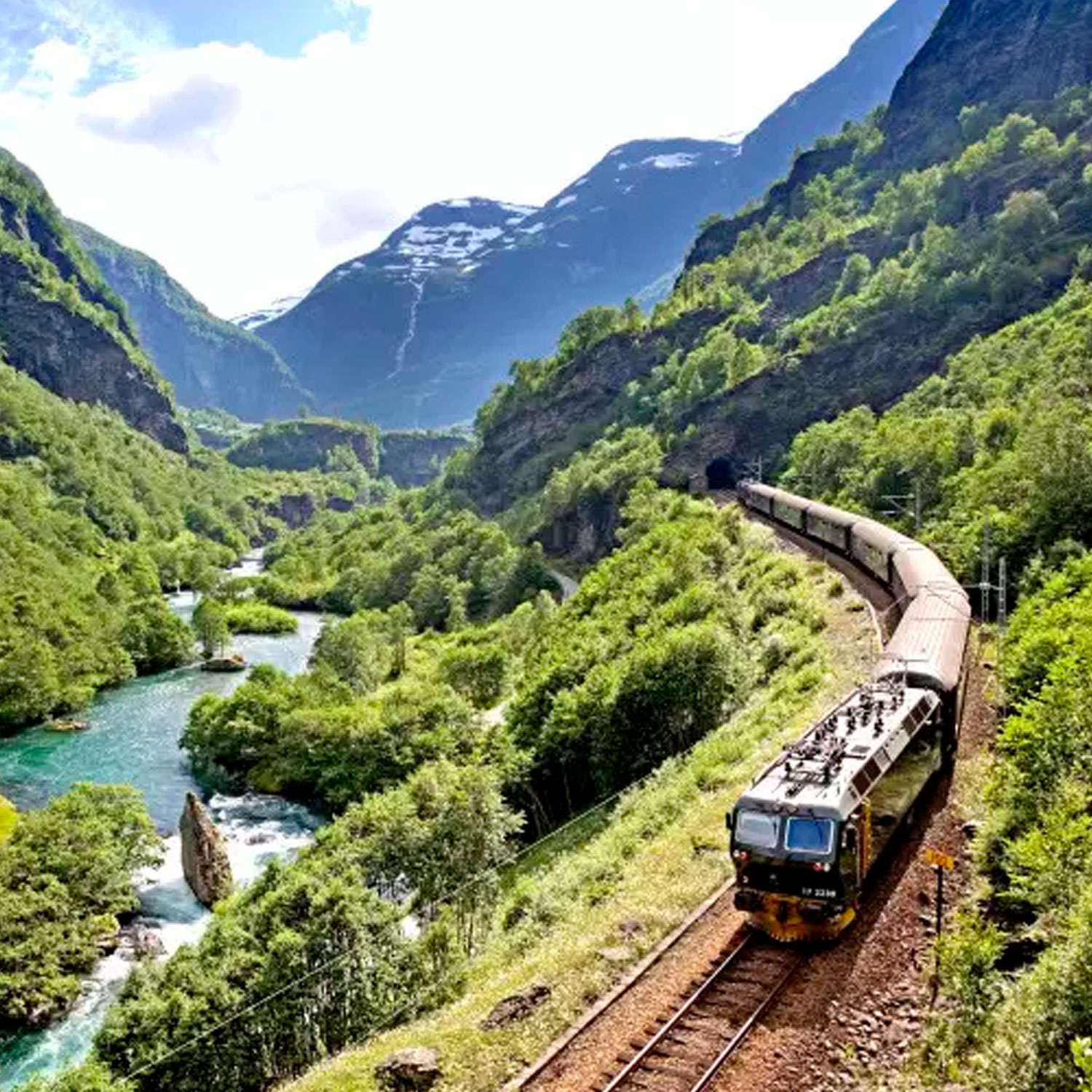 The World's 7 Best Train Journeys