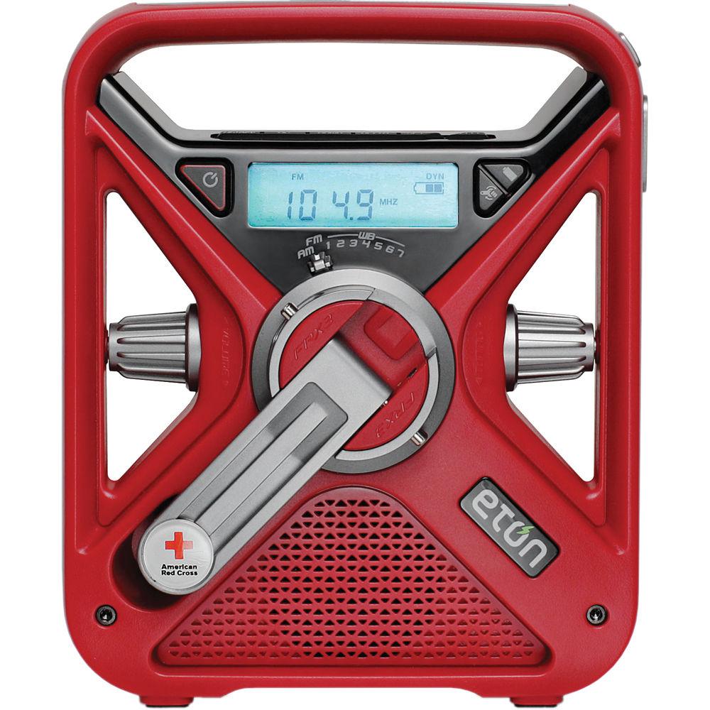 Eton FRX3 Hand Turbine Radio