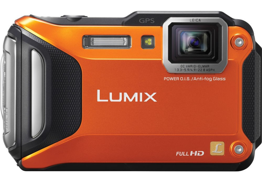 Lumix TS5 Tough Camera