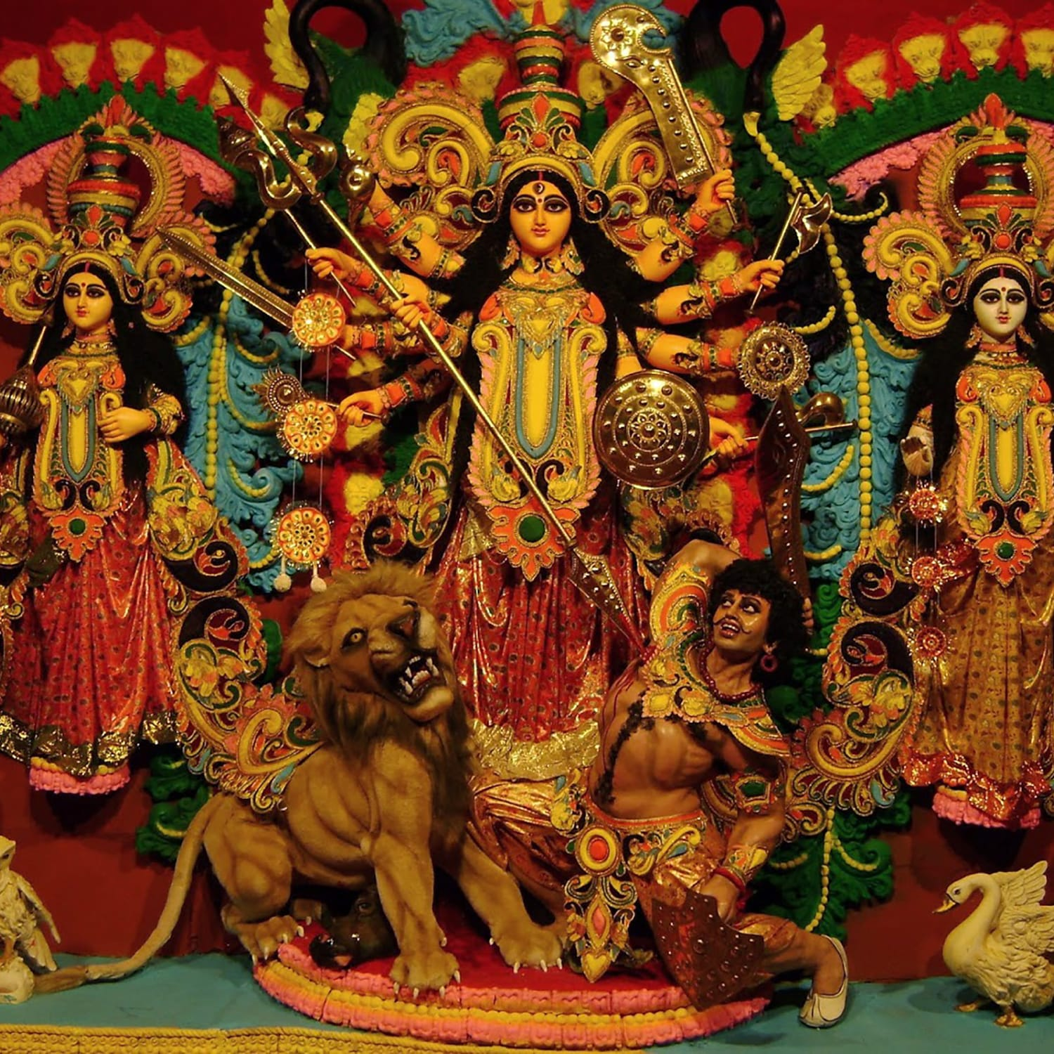 8 Must Visit Durga Temples During Navaratri