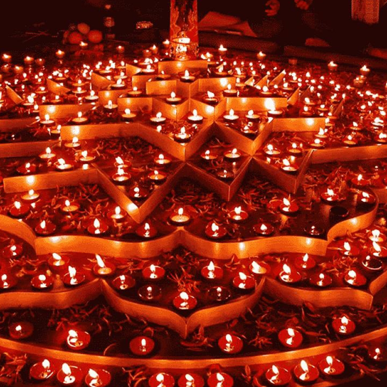 5 Best Places to Celebrate Diwali in India