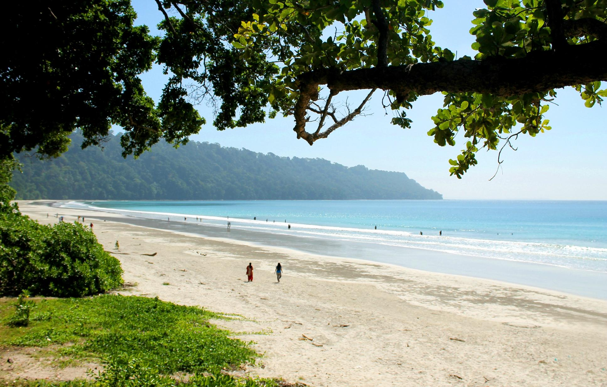 Radhanagar Beach, Andaman & Nicobar Islands